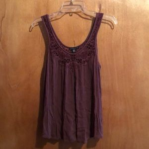 American eagle ladies extra small sleeveless shirt